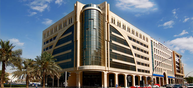 COMMERCIAL BUILDINGS - Office Building on Grand Hamad
