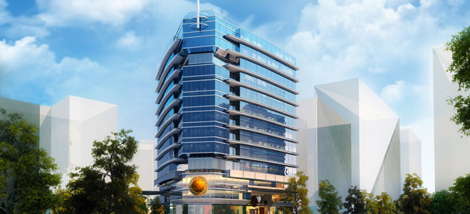 OFFICE BUILDING - AL MOEZ GROUP